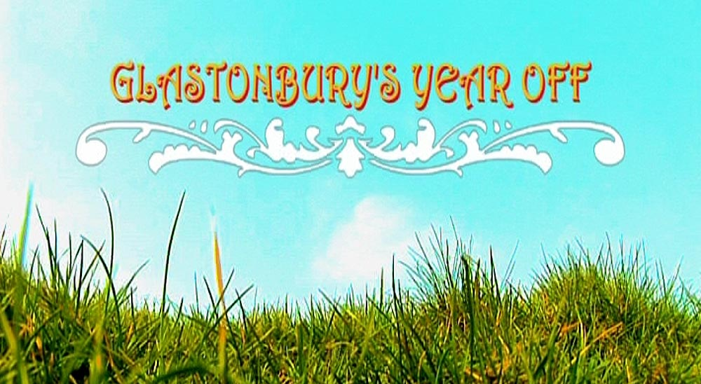 Glastonbury title screen
