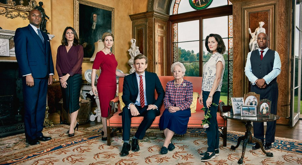 Henry IX cast shot