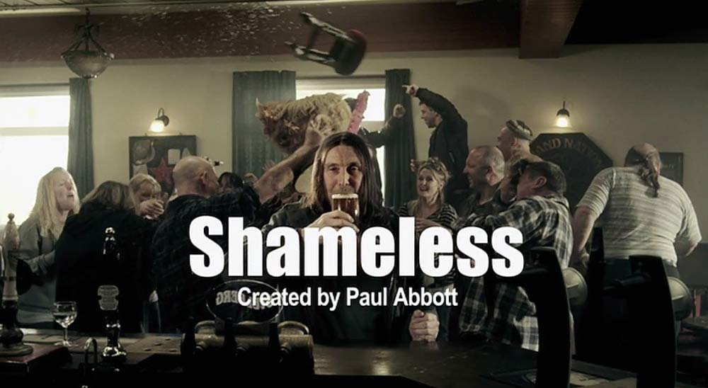 Shameless title card